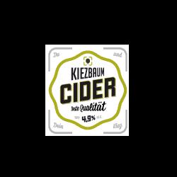 Kiezbaum Cider aus Deutschland